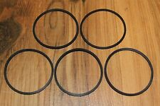5 Carburetor Fuel Float Bowl Gaskets Fits Briggs & Stratton 280492 & 693981