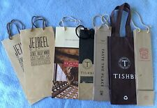 Israeli Wine Wineries 7 Tote Bags Israel Golan Heights Flam Jezreel Valley Gift