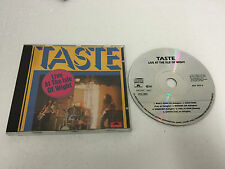 Taste ‎– Live At The Isle Of Wight NR MINT GERMAN PRESSING Polydor CD 841 601-2