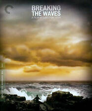 Breaking the Waves (Blu-ray/DVD, 2014, 2-Disc Set, Criterion Collection)