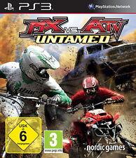 MX vs. ATV Untamed (PS3) Top