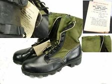 Vietnam Jungle Boots, Panama Sole 10R