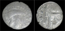 Celtic Britain Durotriges AR quarter stater Third geometric type, Durotrigan H