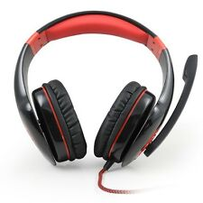 SADES® SA-905 7.1 Surround Sound USB Gaming Headset Microphone PC Headphone