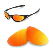 SURE Polarized Replacement Lenses for Oakley Minute 2.0 ( Fire Iridium )
