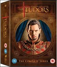 THE TUDORS - Complete Season 1-4 (DVD 2011 - 13 Disc Box) Jonathan Rhys Meyers*