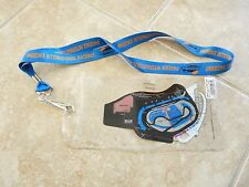 Nascar Racing Phoenix International Raceway Lanyard & Credential Holder NEW