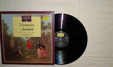 Domenico Scarlatti - Sonate Per Clavicembalo-Disco Vinile 33 Giri LP ITALIA 1986