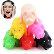 New Funny Squeaky Sound Pig For Men Women Relieve Stress Relax Toys Play