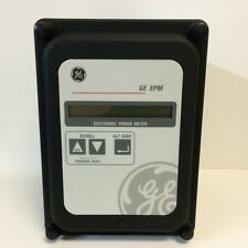 NEW OLD STOCK GE GENERAL ELECTRIC EPM ELECTRONIC POWER METER 120V 10A