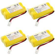 4x Cordless Phone Battery for Vtech BT175242 BT275242 89-1341-00-00 CS6129-54