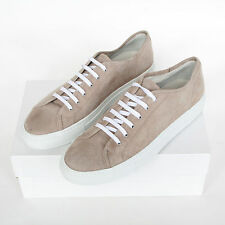 WOMAN by COMMON PROJECTS suede leather low top shoes tournament sneakers 41 NEW