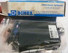 detecteur capteur optique DINEL AFP 954 R 20 automatisation