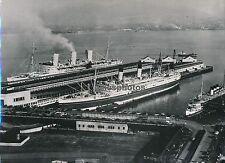 VANCOUVER c. 1950 - Le Port Paquebots Canada - DIV243