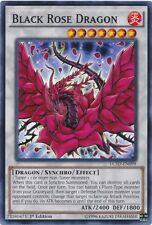 Black Rose Dragon (LC5D-EN099) - Common - Near Mint - 1st Edition