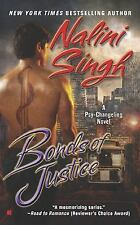 Bonds of Justice (Psy/Changelings) by Singh, Nalini