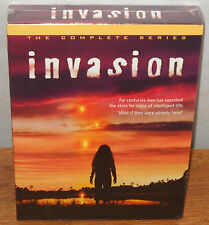 Invasion - The Complete Series (DVD, 2006) BRAND NEW!!!