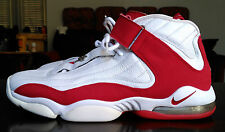 NIKE air MAX penny 4 IV White 11.5 DS NEW Foamposite LeBron Kobe Jordan Bred lot