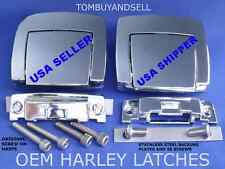 OEM for HARLEY DAVIDSON TOUR PACK LATCHES CLASSIC ELECTRA GLIDE ULTRA PAK PAC