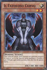 Il Favoloso Corvo YU-GI-OH! SDLI-IT020 Ita COMMON 1 Ed.