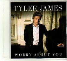 (DU233) Tyler James, Worry About You - 2013 DJ CD