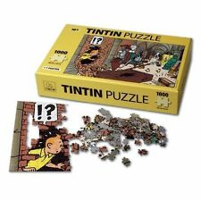 Tintin 1000 Piece Jigsaw Puzzle - Marlinspike Hall