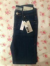 Top shop moto skinny jeans Leigh super soft ankle grazer size petite w28 L 28