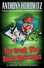 The Greek Who Stole Christmas Diamond Brothers, Book 7