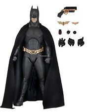 Batman Begins - 1/4 Scale Action Figure – Batman ( Christian Bale ) - NECA