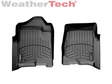 WeatherTec​h® FloorLiner - Chevy Silverado - 2008-2013 - 1st Row - Black