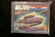 1988 Night Shade MIB MISB Sealed AFA-80 Q GI Joe Boxed Complete Cobra Force