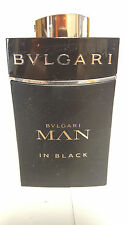 ~SCRATCHED~ BVLGARI MAN IN BLACK by Bvlgari 3.4 OZ EDP SPRAY NEW UNBOXED S100