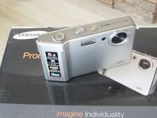 SAMSUNG l83t 8.2mp L Series Fotocamera Digitale-Argento