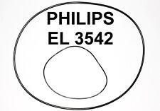 SET RIEMEN PHILIPS EL3542 TONBANDMASCHINE EL 3542 EXTRA STRONG FABRICKFRISCH NEU