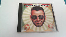"RINGO STARR ""WEIGHT OF THE WORLD"" CD SINGLE 1 TRACKS BEATLES"