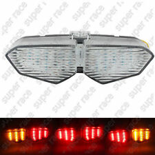 Clear LED Integrated Turn Signal Tail Light For Yamaha YZF R6 2003-2005  2004