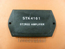 NEW STEREO AMPLIFIER IC STK4161