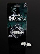 Deluxe Dark Shadows BARNABAS COLLINS Vampire Costume FANGS Teeth Licensed