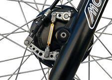 New CNC Front Brake Rod - Yamaha - Vintage Motocross - GOLD Anodized Finish