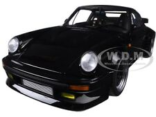 "PORSCHE 911 (930) TURBO WANGAN MIDNIGHT ""BLACK BIRD"" 1:18 MODEL BY AUTOART 78156"