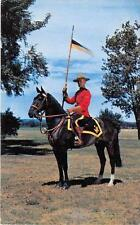 CPA GUERRE ROYAL CANADIAN MOUNTED POLICE