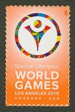 #4986 Special Olympics World Games, Mint **ANY 4=FREE SHIPPING**