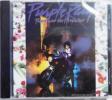 PRINCE CD Purple Rain Classic '84 Album Let's Go Take Me With U Doves SEALED New