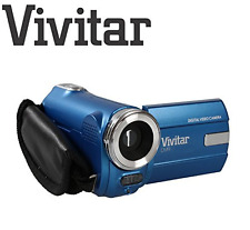 Kids Camcorder Ultra Compact Digital Camera Vivitar DVR908M 8 Megapixel Full HD