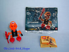 Lego Bionicle Mata Nui 1417 Turaga VAKAMA - Complete with instructions & polybag
