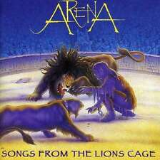 CD Arena - Songs from the Lions Cage (new & sealed)