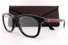 Brand New GUCCI Eyeglass Frames 1114 29A Black For Men Women 100% Authentic