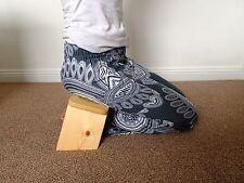Yoga pliant meditation tabouret-haute qualité fabriqué à la main