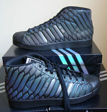 NEW AUTHENTIC ADIDAS PRO MODEL XENO  REFLECTIVE  SHOES US 12