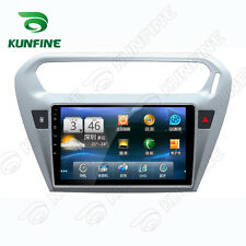 Android 5.1 Quad Core Car DVD Stereo Player GPS Navigation For Peugeot 301 2014